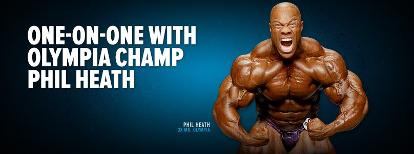 One-On-One With Phil Heath