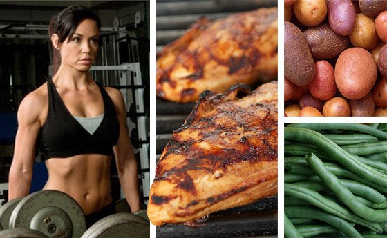 For Her This Means Very Similar Pre And Post Workout Meals No Matter The Season