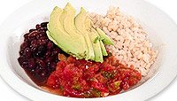 MEXICAN-STYLE PROTEIN BOWL