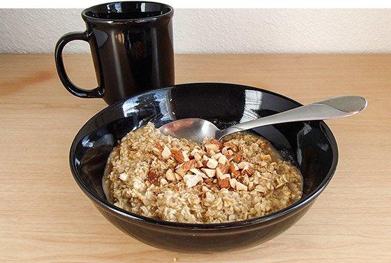 Protein Powder & Oatmeal