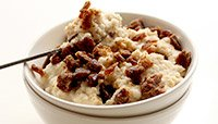 DATE, ALMOND, AND MAPLE PROTEIN OATMEAL