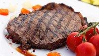 Grilled Worcestershire Steak