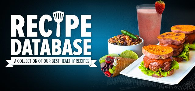 Bodybuilding.com Healthy Recipe Database