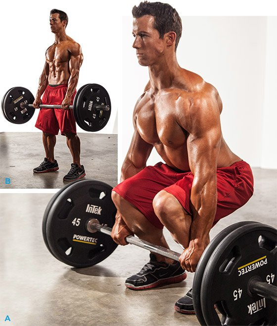 ... squat or deadlift is a respectable milestone for any non-powerlifter