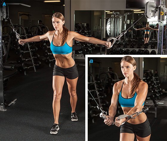 Shrink Your Workout Grow Your Chest And Back