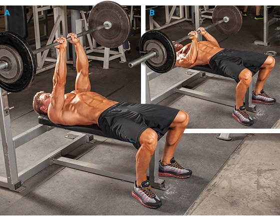 Boost Your Bench Press, Squat, And Deadlift!