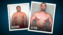Male Transformation Of The Week: Steve Oliver