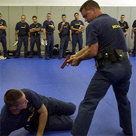 Handgun Retention Is Taught At Every Police Academy And Should Be Practiced All In Service Training
