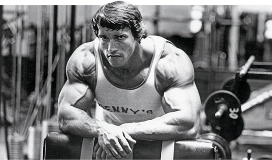 Arnold A To Z: Superset Man