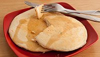 LOW-CARB PROTEIN PANCAKE RECIPE