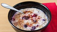 SUPERCHARGED OATMEAL BOWL