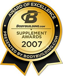 Bodybuilding.com Supplement Awards 2007 - Winners