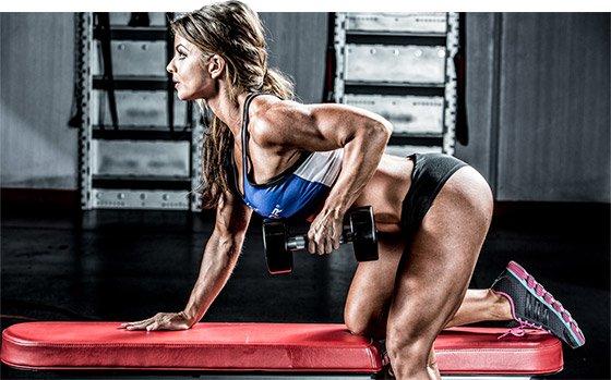 Jen Jewell: Cellucor Athlete