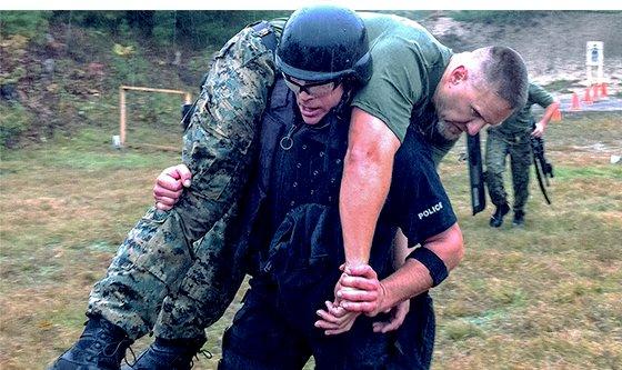 swat fitness standards