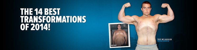 The 14 Best Transformations Of 2014!