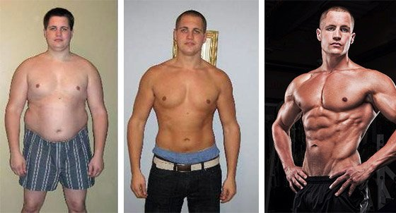 steroid use before and after pics