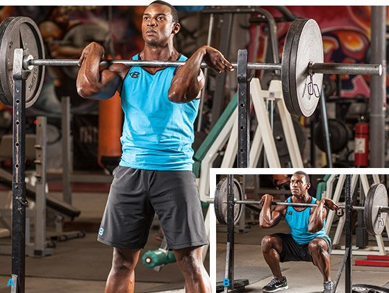 The Basics Of Training For Size Or Strength