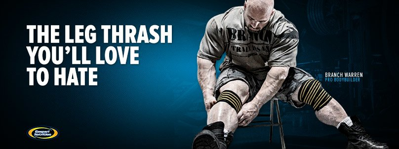 The Leg Thrash You'll Love To Hate