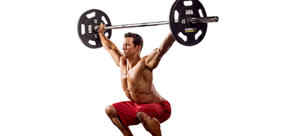 Terrific The Overhead Squat What Is It Good For Bodybuilding Com Gmtry Best Dining Table And Chair Ideas Images Gmtryco