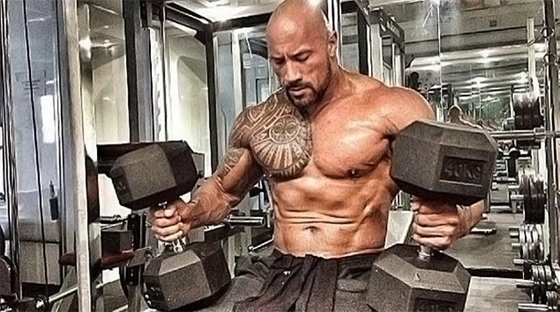 The Rock's Epic Journey To Hercules