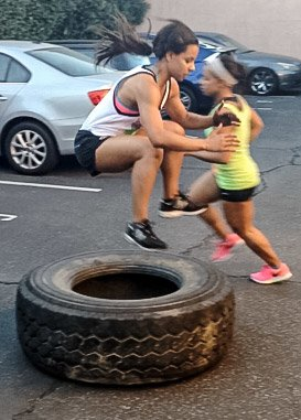Tire Training Guide 13 Tire Based Exercises And One Killer Circuit