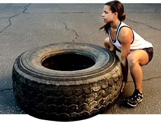 Tire Training Guide: 13 Tire-Based Exercises And One ...