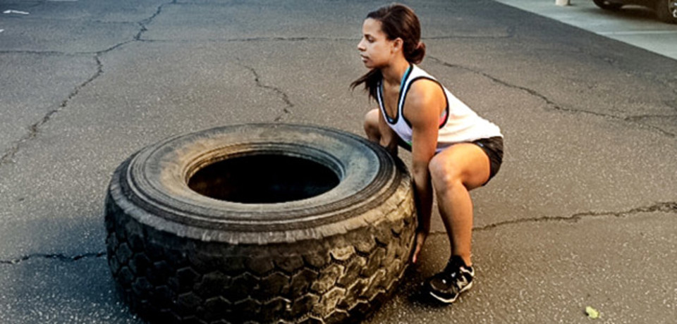 Tire Training Guide: 13 Tire-Based Exercises And One