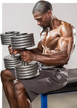 The general rule of thumb is that if you're feeling fine from the neck down, you're able to pursue that workout.