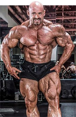 Turning Back The Clock: Branch Warren Looks To Return To Form Arnold Schwarzenegger Workout