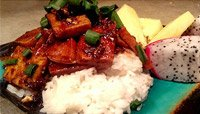 VEGAN-FRIENDLY Tofu PROTEIN DINNER
