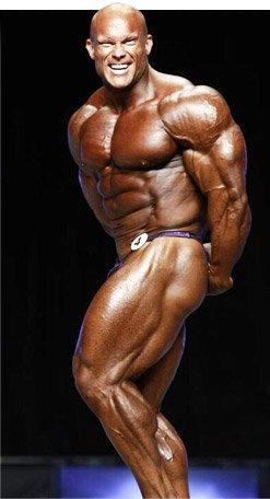 Ben Pakulski: IFBB Pro Bodybuilder
