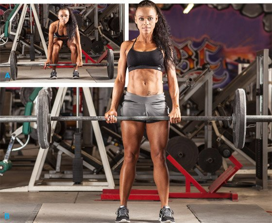 how to start weight training for females