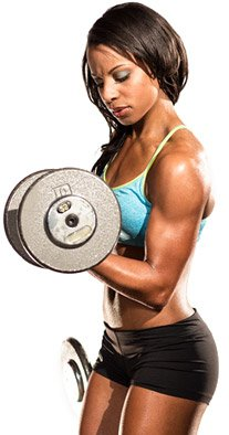 Women - Weight Train And Burn More Fat!