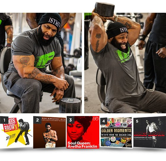CT Fletcher Playlist