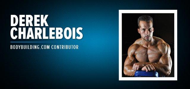 Derek Beast Charlebois