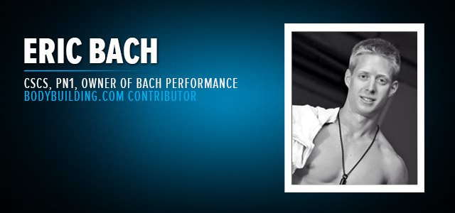 Eric Bach, CSCS