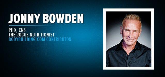 Jonny Bowden, PhD, CNS