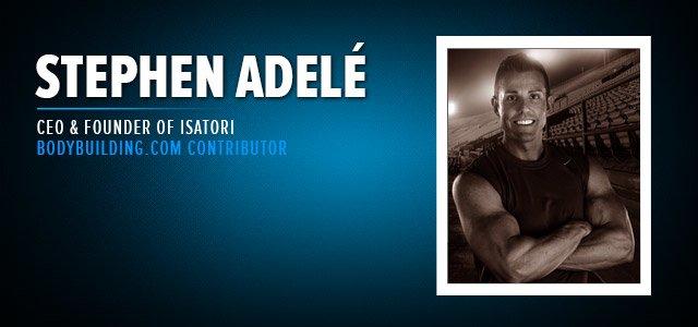 Stephen Adele