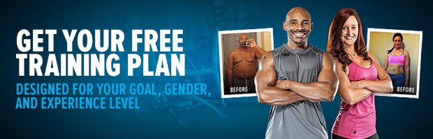 Get Your Free Training Plan