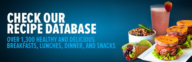 Check Our Recipe Database