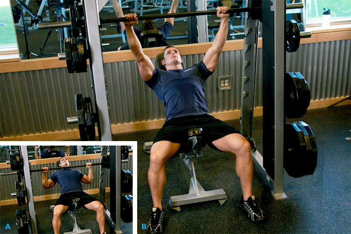 how to work lower chest without decline bench