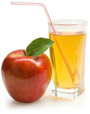 Don't drink fruit juices while dieting