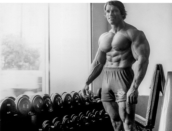 13 Arnold Schwarzenegger-Approved Nutrition Tips
