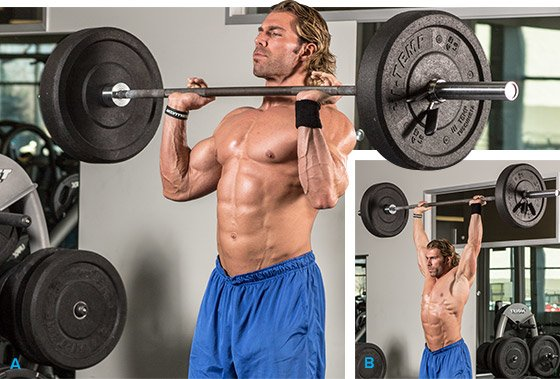 16 Laws Of Shoulder Training