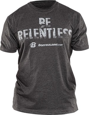 Bodybuilding Clothing Core Series Be Relentless Tee 9 99