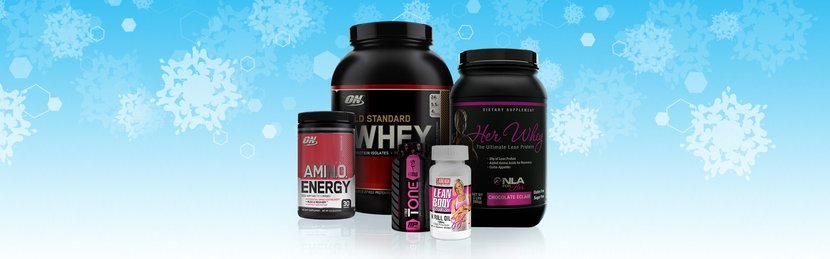 Best Supplement Stacks For Women - 2014 Holiday Fit Gift Guide