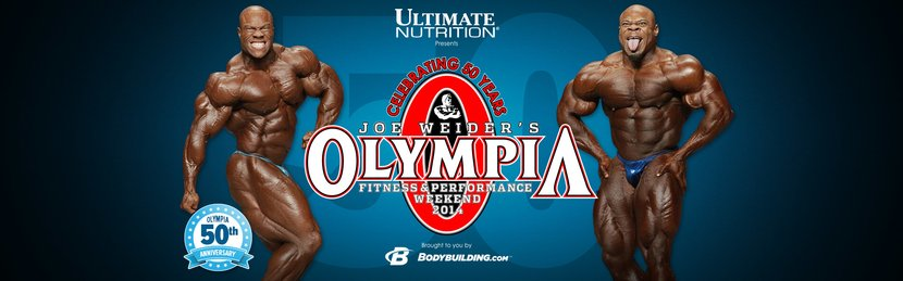 2014 Olympia Weekend: Mr. Olympia Final Results