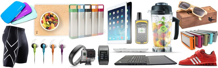 2014 Fitness Tech Guide
