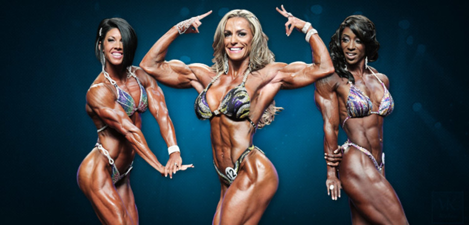 2015 Arnold Classic Physique International Preview