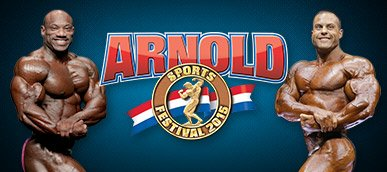 2015 Arnold Sports Festival Coverage